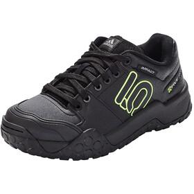 adidas Five Ten Impact Sam Hill MTB sko Herrer, core black/signal green/grey three